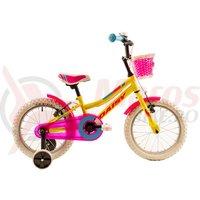 Bicicleta DHS 1604 16