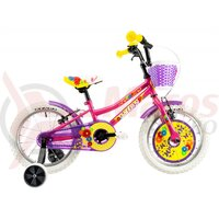 Bicicleta DHS 1604 16' roz 2019