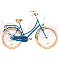 Bicicleta DHS 2632 Citadinne albastra 2019