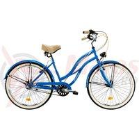 Bicicleta DHS 2698 albastra 2019