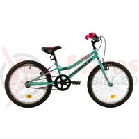 Bicicleta DHS Junior Terrana 2004 verde light 2018