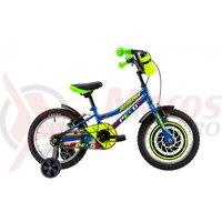 Bicicleta DHS Kids 1603 16' albastra 2019