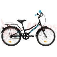 Bicicleta DHS Teranna 2001 neagra 2019