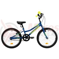 Bicicleta DHS Teranna 2003 albastra