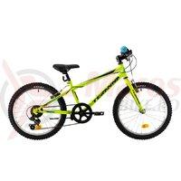Bicicleta DHS Teranna 2021 verde 2019