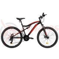 Bicicleta DHS Teranna 2645 neagra 2019