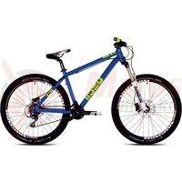Bicicleta Drag C2 Fun blue neon