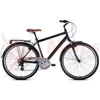 Bicicleta Drag Glide Comp negru/albastru