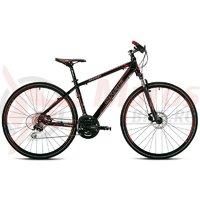 Bicicleta Drag Grand Canyon Pro negru/rosu 2017