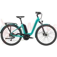Bicicleta electrica Cannondale 27.5 U Mavaro Neo City 4 Turqoise 2020
