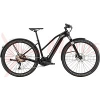 Bicicleta electrica Cannondale 29 F Canvas Neo 1 Black Pearl 2020