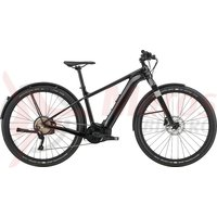 Bicicleta electrica Cannondale 29 M Canvas Neo 1 Black Pearl 2020