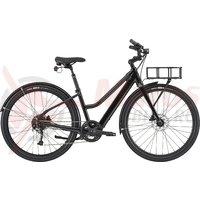 Bicicleta electrica Cannondale 650 U Treadwell Neo EQ Black 2020