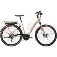 Bicicleta electrica Cannondale 700 U Mavaro Active City Champagne 2020