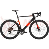 Bicicleta electrica Cannondale 701 M SuperSix Neo 1 Graphite 2020