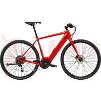Bicicleta electrica Cannondale Quick Neo Rally Red 2021
