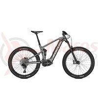 Bicicleta electrica Focus Jam 2 6.6 Plus 27.5 slate grey 2020