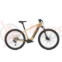 Bicicleta electrica Focus Jarifa 2 6.6 Seven 27.5 sandbrown