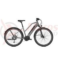 Bicicleta electrica Focus Planet 2 5.9 TR 28 toronto grey 2020