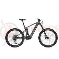 Bicicleta electrica Focus Sam 2 6.7 27.5 slate grey 2020