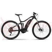 Bicicleta electrica Haibike Sduro FullNine 3.0 500Wh 10s. Deore black/grey/white mat 2019