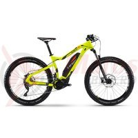 Bicicleta electrica Haibike Sduro HardSeven 7.0 500Wh 20s XT lime/anthr./orange matt 2017