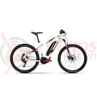 Bicicleta electrica Haibike SDURO HardSeven 2.0 400Wh YCS alb/negru/rosu 2019