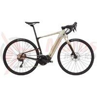 Bicicleta electrica Road Cannondale Topstone Neo Carbon 4 Champagne 2021