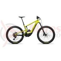 Bicicleta electrica Santa Cruz Heckler Carbon CC S-KIT Yellow 2021