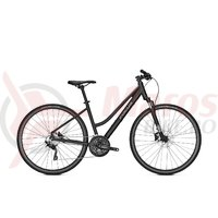 Bicicleta Focus Crater Lake 3.9 TR 28 diamond black 2020