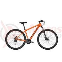 Bicicleta Focus Whistler 3.5 29 supra orange
