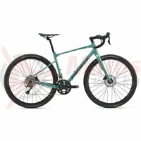 Bicicleta Gravel GIANT Revolt 1 28'' Teal Gray 2020