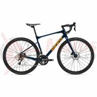 Bicicleta Gravel GIANT Revolt Advanced 3 28'' Metallic Navy 2020