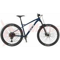 Bicicleta GT Zaskar LT Al Elite 29' Gloss Darkest Blue/Battleship Gray 2021