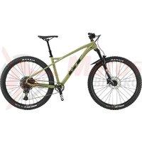Bicicleta GT Zaskar LT Al Expert 29' Gloss Moss Green/British Racing Green2021