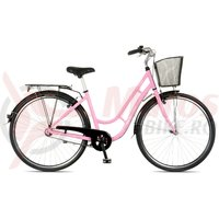 Bicicleta Ideal City 700C City-Life pink
