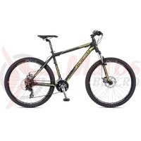 Bicicleta Ideal MTB 26' Freeder bk/yl
