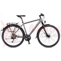 Bicicleta Ideal Trekking 700C Futour Men anth