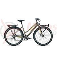 Bicicleta Kalkhoff Durban 8 8G TR retrobrownmatt 2017