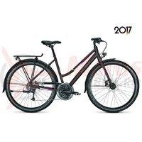 Bicicleta Kalkhoff Durban Pro 27G TR earthbrownmatt 2017