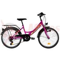 Bicicleta Kreativ 2014 violet 2019