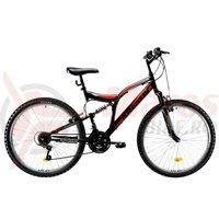 Bicicleta Kreativ 2641 neagra 2019