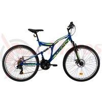 Bicicleta Kreativ 2643 albastra 2019