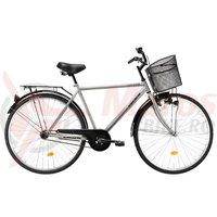 Bicicleta Kreativ 2811 argintie 2019