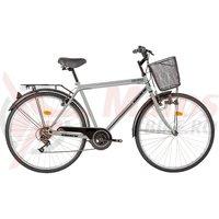 Bicicleta Kreativ 2813 gri 2019