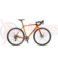 Bicicleta KTM Canic CXC orange