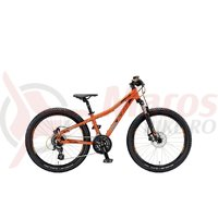 Bicicleta KTM Wild Speed 24.24 Disc negru/orange
