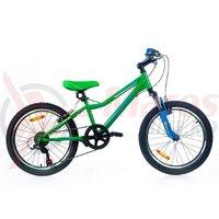 Bicicleta Magellan Bobby 20 verde/albastru