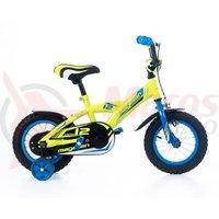 Bicicleta Magellan Kevin 12' green/blue