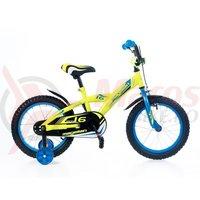 Bicicleta Magellan Kevin 16' green/blue
